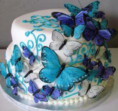 sweet 16 Cake. By O' Heavenly cake