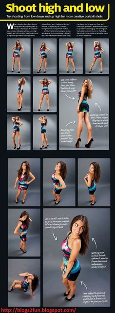 Handy Photography Cheat Sheets How to pose a Portraits – Posing Guide ~