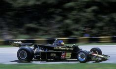 1976 Lotus 77 - Ford (Ronnie Peterson)