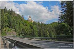 Schloss Ottenstein vom Fuß der Staumauer Ottenstein aus Country Roads, Woodland Forest