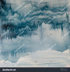 watercolor drips. Abstract painting. Oil on canvas. Background texture