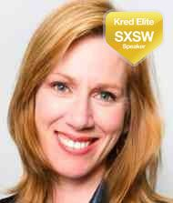 @LisaStone Congrats on earning a SXSW elite speaker avatar! Check your score at kred.com