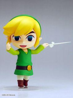 Link Wind Waker Nendoroid
