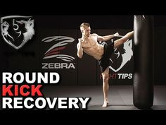 3 Ways to Recover After Missing a Roundhouse Kick - YouTube