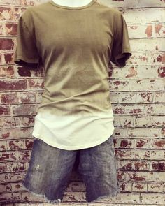 We have the perfect laid back styles for the guys. T-shirt:...