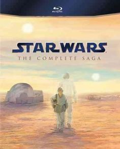 STAR WARS:COMPLETE SAGA(BLURAY)