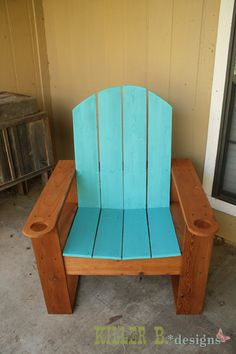 Thompson's WaterSeal and Outdoor Furniture » Killer b. Designs | Killer b. Designs