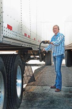 single female truckers