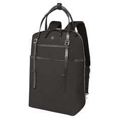 Buy Victorinox Victoria Harmony Convertible Laptop Backpack Shoulder Bag with Tablet Pocket at Luggage Pros. Shop our selection of Victorinox in many colors, sizes and styles. Laptop Rucksack, Computer Backpack, Laptop Bags, Business Rucksack, Rolling Backpack, Laptop Shoulder Bag, Victorinox Swiss Army, Victoria, Backpack Straps