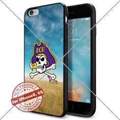 WADE CASE East Carolina Pirates Logo NCAA Cool Apple iPhone6 6S Case #1116 Black Smartphone Case Cover Collector TPU Rubber [Breaking Bad] WADE CASE http://www.amazon.com/dp/B017J7LR4O/ref=cm_sw_r_pi_dp_WQvxwb07MTC56