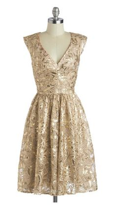 Modcloth Twinkling at Twilight dress. I would love it if my girls wore this!!!!!