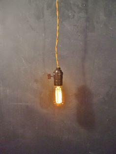 Vintage+Minimalist+Industrial+Bare+Bulb+Light+Sockets+door+DWVintage,+$38.99