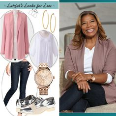 Queen Latifah's Look for Less: May 14