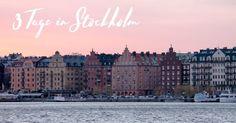 Unser Reisebericht über drei Tage in Stockholm. Florida, Roadtrip, Stockholm, New York Skyline, Louvre, Building, Travel, Norway, Travel Report