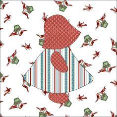 Sunbonnet Sue Quilt patterns on Pinterest | 118 Pins