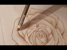 Bonjour à tous Voici la toute première vidéo de ma chaîne ArtPassion, j'espère que cela vous plaira. C'est un tutoriel dans lequel je vous montre comment je ... Fabric Painting, Voici, Drawings, Crayons, Arts, Pastels, Inspiration, Journal, Roses