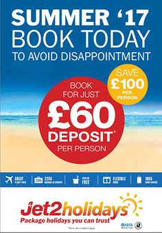 Bond Travel | Jet2 Expedia Holidays | Special Offers Manchester