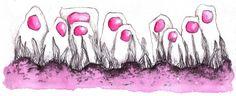 Dibujo de Pilar Barrios para Agenda Magenta.