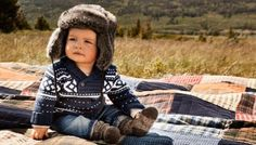 One day, we'll bundle up a little chunk who's the perfect combination of us :)  What a bad arse hat!