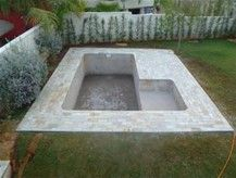 Small Homemade Swimming Pool - Bing Images