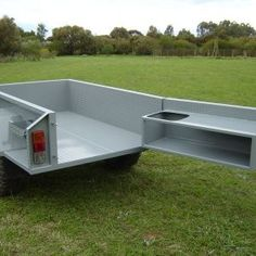 20 Off-Road Camping Trailers Perfect For Your Jeep - decoratoo Used Camping Trailers, Camping Trailer For Sale, Off Road Camper Trailer, Off Road Camping, Camper Trailers, Camping Gear, Family Camping, Camping Snacks, Camper Caravan