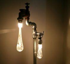 24. Tap drop light