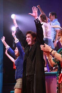 """Opening Night Of """"Heathers: The Musical"""" - Curtain Call Ryan Mccartan Heathers, Heathers The Musical, Curtain Call, Opening Night, Slushies, Attractive People, Musical Theatre, Glee, Depression"""