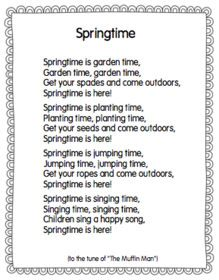 Poems About Springtime 5