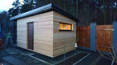 Zahradní domek Shed, Outdoor Structures, Doors, Outdoor Decor, Home Decor, Decoration Home, Room Decor, Home Interior Design, Barns