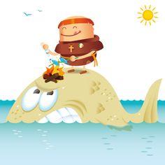 El blog de Me Mola Viajar: El misterio misterioso de la isla fantasma. Fabuloso blog de viajes para niños.  Idea: investigar misterios de la historia/ localida.. como el que se menciona en el post. El misterio del lago Ness, el triángulo de las Bermudas...