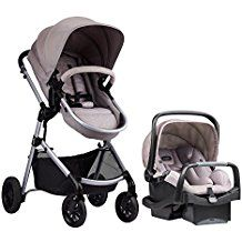 Evenflo Pro Series Pivot The Modular Travel System Featuring SafeMax Infant Car Seat And SafeZone Base