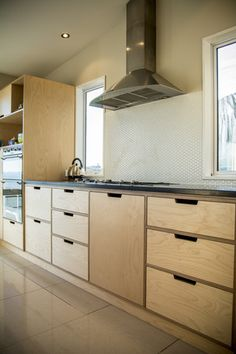 Davies Drive | Plywood Kitchens | Make Furniture