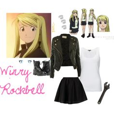 """Winry 