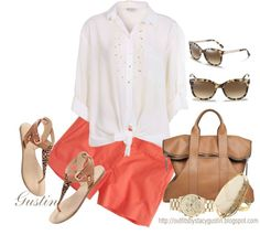 """Kate Spade sunglasses"" by stacy-gustin on Polyvore"