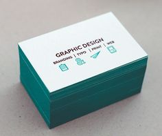 23 new cool business cards - Best of May 2013 - Blog of Francesco Mugnai