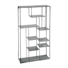 This is pretty fantastic for the price. I wonder how much it can hold though. Stepping Up Shelf | dotandbo.com