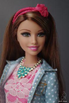 Teresa Style Barbie Doll