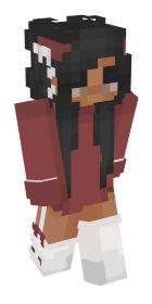 Minecraft Skins Female, Minecraft Skins Aesthetic, Minecraft Girl Skins, Minecraft Stuff, Mc Skins, Pocket Edition, Aphmau, Good Skin, Gun