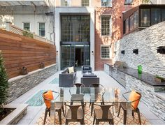 A five-story Greek Revival townhouse in Greenwich Village sold for $23.28…