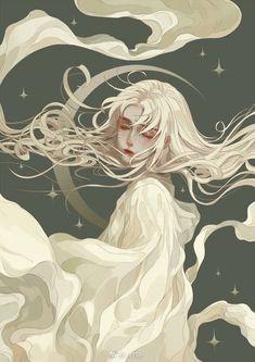 Find more at Ventrix Swift~ - Arte gráfico - Inspiration Art, Art Inspo, Art Sketches, Art Drawings, Japon Illustration, Wal Art, Arte Sketchbook, Anime Art Girl, Pretty Art