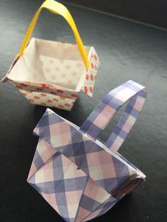 Origami videók kosár 2. rész: Virág Rabbit tea ideje