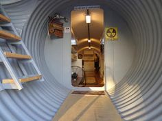 Apocalypse shelter interior Bunkers 101