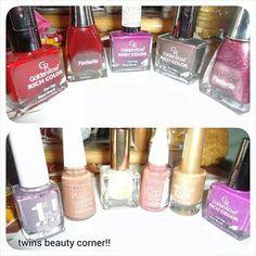Fall nail polish..