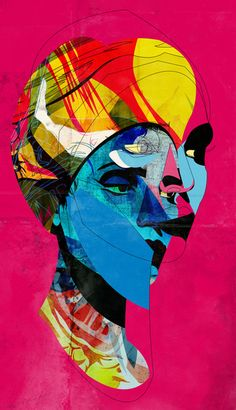 head_141113 Art Print by Alvaro Tapia Hidalgo | Society6