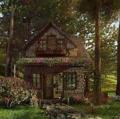 ☮ American Hippie Bohéme Boho Lifestyle ☮ Cottage