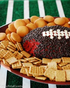 Super Bowl party app