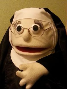 Rental puppet for the Nunsense Plays