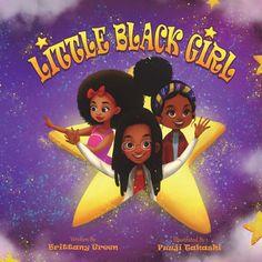 best=Little Black Girl Her Bridesmaid Black Children's Books, Books By Black Authors, Black History Books, Black History Month, African American Books, American Children, Black Girl Art, Black Girl Magic, Black Art