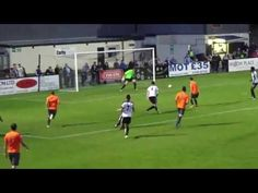 Extended Match Highlights   Corby Town 0 - 0 Stafford Rangers   Evo-Stik...