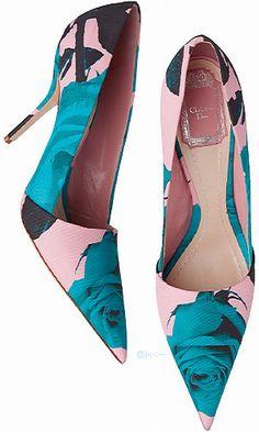 Dior ~ Colette Le Mason @}-,-;---